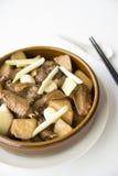 Chinesische Nahrungsmittelbratengans Lizenzfreie Stockfotos