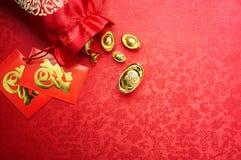 Chinesische neues Jahr-Dekoration Stockfotos