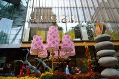Chinesische neues Jahr-Dekoration Lizenzfreies Stockbild