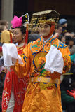 Chinesische neues Jahr-Parade Stockfotos