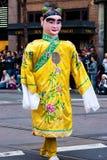 Chinesische neues Jahr-Parade Stockbild