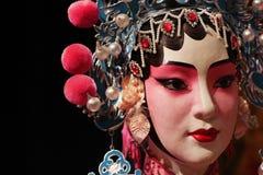Chinesische Operenattrappe Lizenzfreies Stockfoto