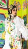 Chinesische Opern-Leistung Lizenzfreie Stockfotos