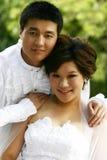Chinesische Paare Stockfotos