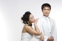 Chinesische Paare Stockbild