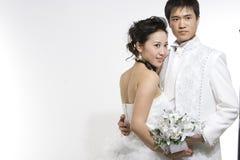 Chinesische Paare Stockfoto