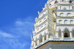Chinesische Pagode in Georgetown stockfoto