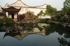 Chinesische Pavillionen Stockbild