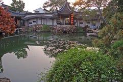 Chinesische Pavillionen Lizenzfreie Stockbilder
