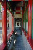 Chinesische Pavillons Stockbild