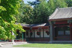 Chinesische Pavillons Lizenzfreies Stockfoto