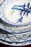 Chinesische Platten Stockbilder