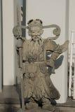 Chinesische Skulptur Lizenzfreie Stockfotografie