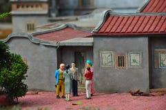Chinesische Stadt Lizenzfreies Stockfoto