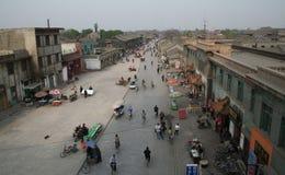 Chinesische Straße Lizenzfreies Stockfoto