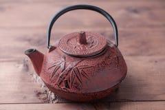 Chinesische Teekanne Stockbild
