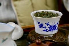 Chinesische Teezeremonie Lizenzfreie Stockfotos