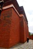 Chinesische Tempel: LaBuLengSi lizenzfreie stockfotos