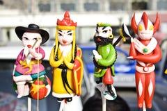 Chinesische traditionelle Fertigkeiten Stockfotografie