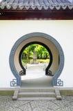 Chinesische traditionelle Türen Lizenzfreies Stockbild