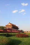 Chinesische verbotene Stadt Stockfotos