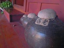 Chinesische Weinkellerei Lizenzfreie Stockfotos