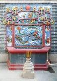 Chinesischer Altar stockfotos