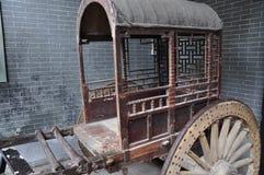 Chinesischer alter Wagen lizenzfreie stockfotografie