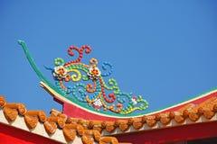 Chinesischer Anstrich Stockfotografie
