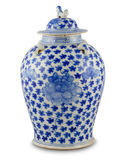 Chinesischer antiker Vase lizenzfreies stockbild