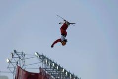 Chinesischer Athlet ZHANG Xin Lizenzfreie Stockfotografie