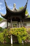 Chinesischer botanischer Garten Stockbild