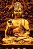 Chinesischer Buddha Stockbild