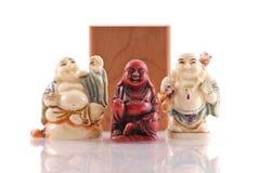 Chinesischer Buddha Stockfoto