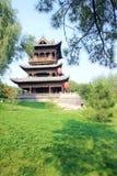 Chinesischer Dachboden lizenzfreies stockfoto