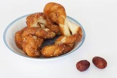 Chinesischer Donut Lizenzfreie Stockfotografie