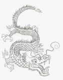 Chinesischer Drache Lizenzfreie Stockfotos