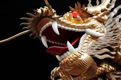 Chinesischer Drache Stockfoto