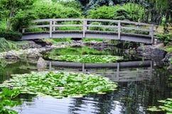 Chinesischer Garten Stockbilder