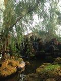Chinesischer Garten Stockfotografie