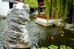 Chinesischer Garten der Freundschaft stockfoto
