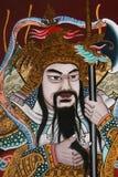 Chinesischer Gott Stockfotos