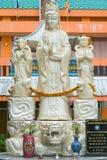 Chinesischer Gott stockfotografie