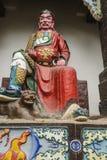 Chinesischer Gott lizenzfreie stockfotos
