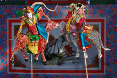 Chinesischer Gott Lizenzfreies Stockbild