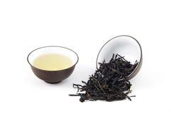 Chinesischer grüner Tee Stockfoto