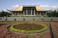 Chinesischer großer Hall Stockfotos