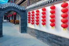 Chinesischer Hof Stockfoto