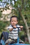 Chinesischer Junge Lizenzfreie Stockfotografie
