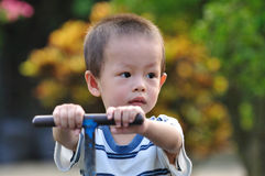 Chinesischer Junge Lizenzfreies Stockfoto